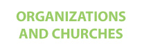 Organizations and Churches