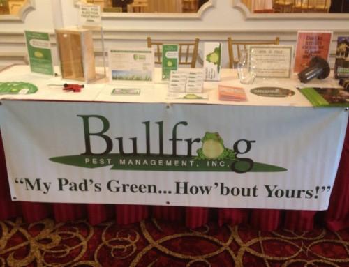 Garden City Chamber of Commerce recognizes Bullfrog Pest as new member