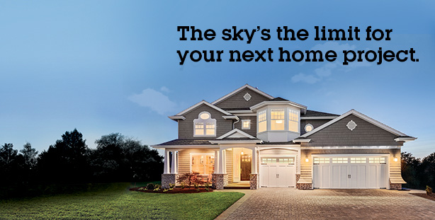 The Sky Is the Limit on Your Next Home Project