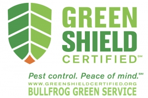 Green Shield Certified Bullfrog Green Service