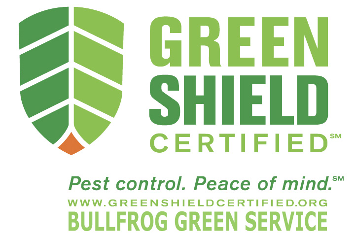 Green Shield Certified Bullfrog Green Service